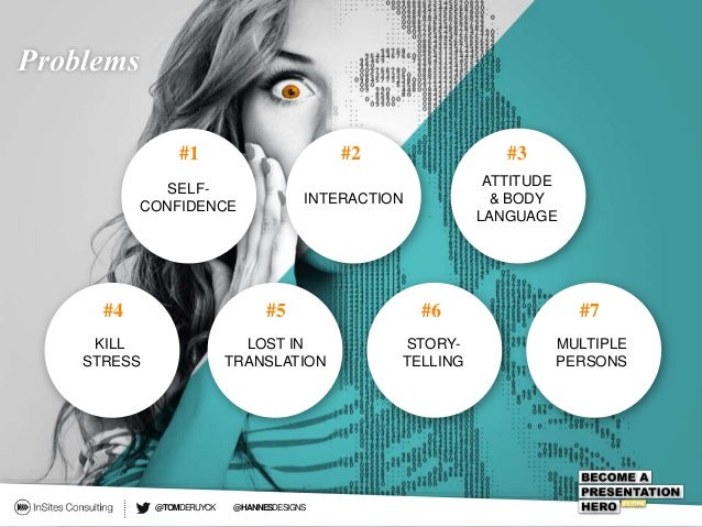 @TOMDERUYCK @HANNESDESIGNS SELF- CONFIDENCE INTERACTION ATTITUDE & BODY LANGUAGE KILL STRESS LOST IN TRANSLATION STORY- TE...