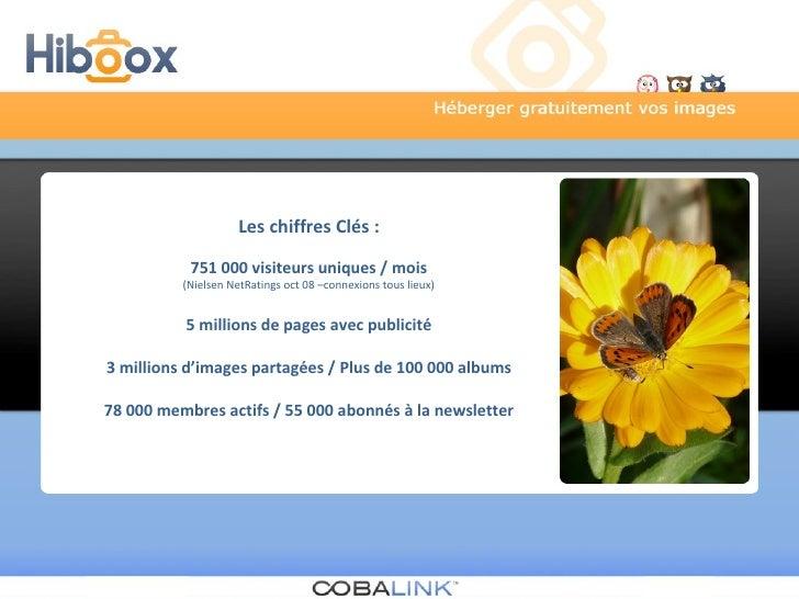 Presentation Hiboox Janvier 2009 Slide 3
