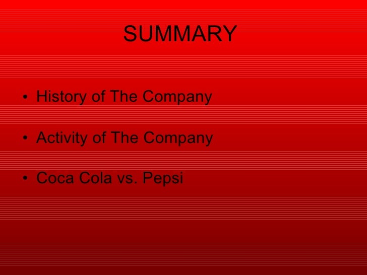 history of coca cola in nigeria Nigerian bottling company limited (nbc), a member of the coca-cola hellenic bottling company, is the sole bottler of coca-cola products and one of the biggest companies in the non-alcoholic beverage industry in nigeria.