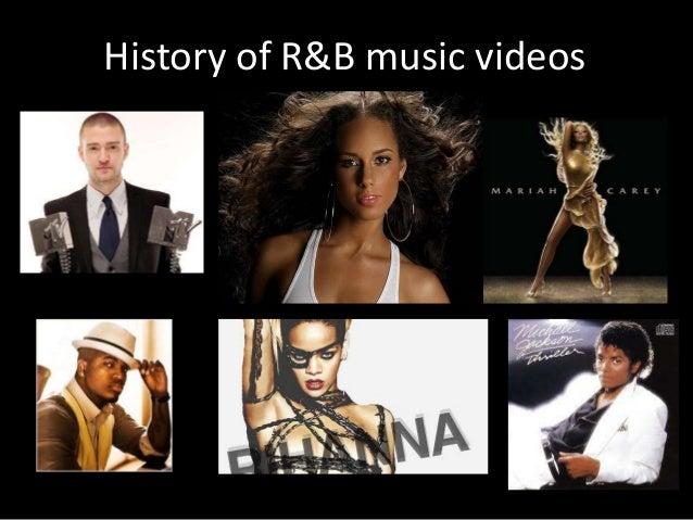 History of R&B music videos