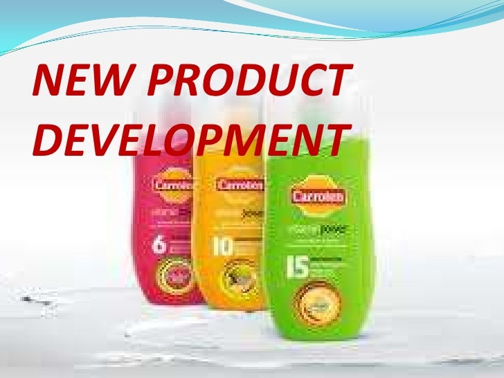 New product development at canon the