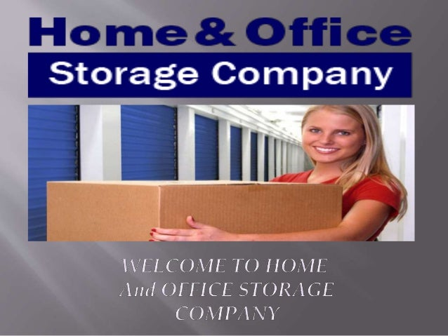 At Home and Office Storage Company, we have highly advanced, durable and quality home office storage units to protect your...