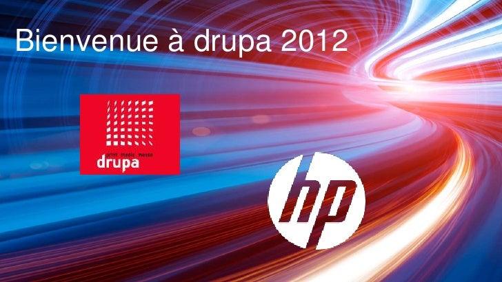 Bienvenue à drupa 2012