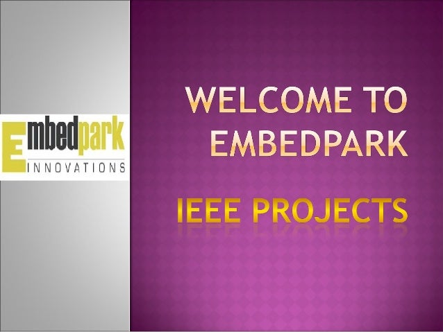  IEEE is the world's largest association dedicated to advancing          technological innovation and excellence for...