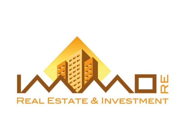 Presentation immore real estate investments