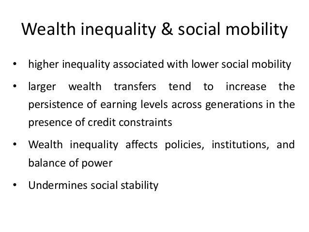 Inequalities in Household Wealth and Financial Insecurity of Households, Ingrid Woolard Slide 3