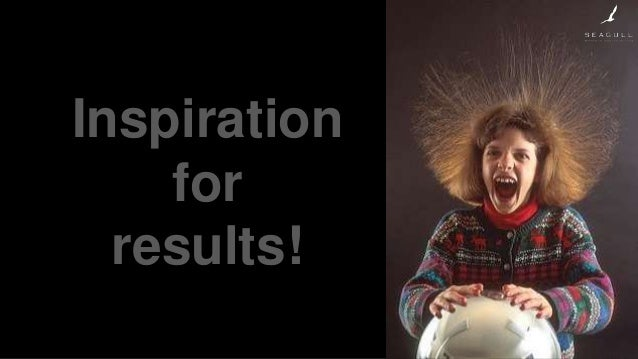 Inspiration for results!
