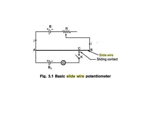 slide wire dc potentiometer 5 638?cb=1429168727 slide wire dc potentiometer slide potentiometer wiring diagram at crackthecode.co