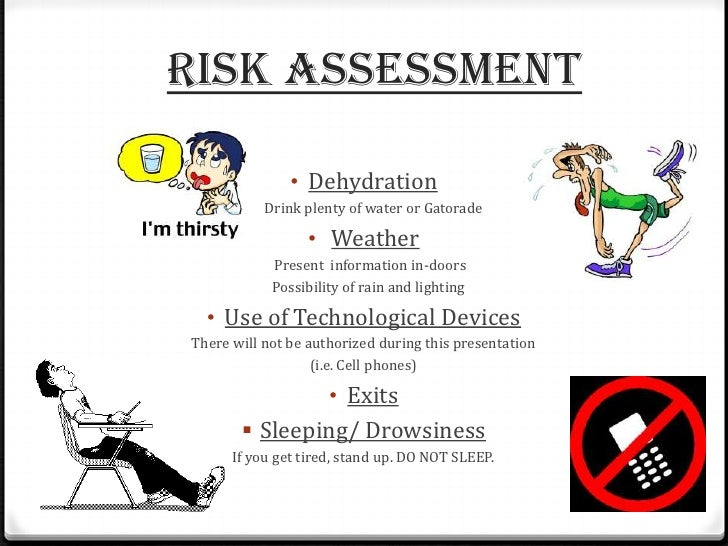 Army Risk Assessment Risk Assessment Format Example Fm