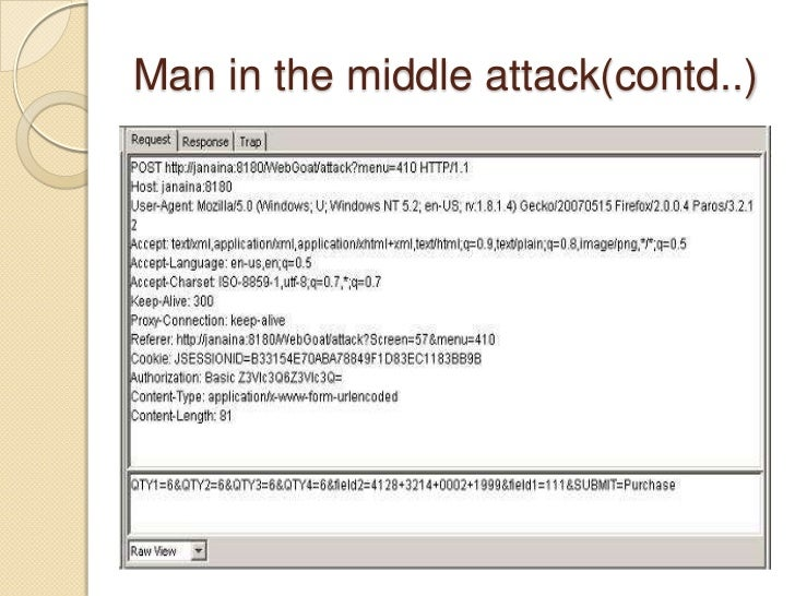 Dictionary attack<br />This type of attack uses a dictionary of common words to find out the password of a user. It can al...