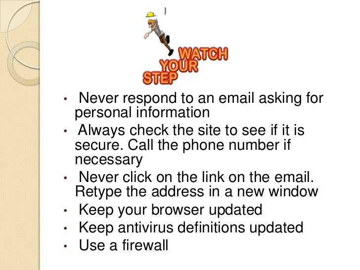 5% click on the phishing link – 5,000 (APWG)