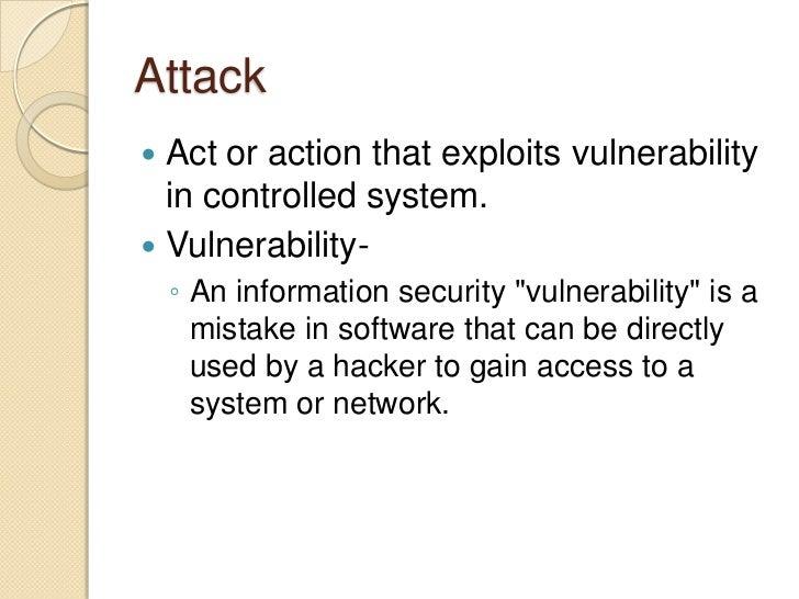 Cryptographic Attacks