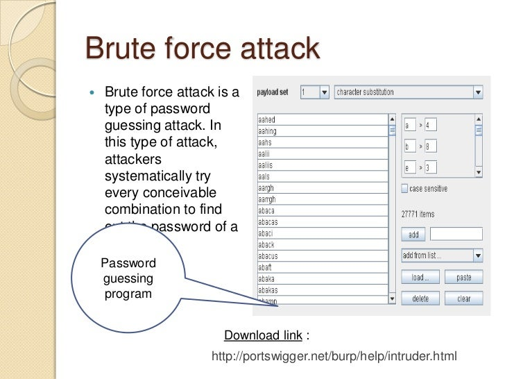 Types of attacks<br />Cryptographic Attacks<br />Injection Attacks<br />Privilege esclation<br />Phishing<br />DoS<br />Sp...