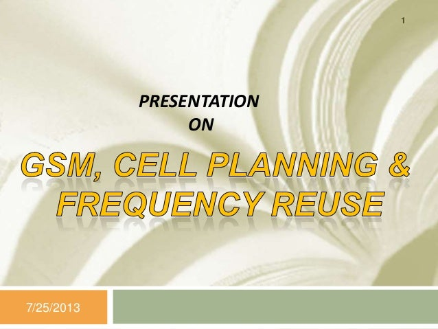 Gsm frequency planning & neighbor cell planning | cellular network.