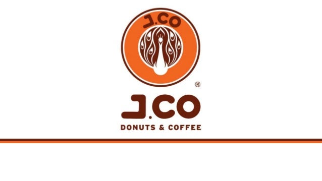 J co donuts coffee