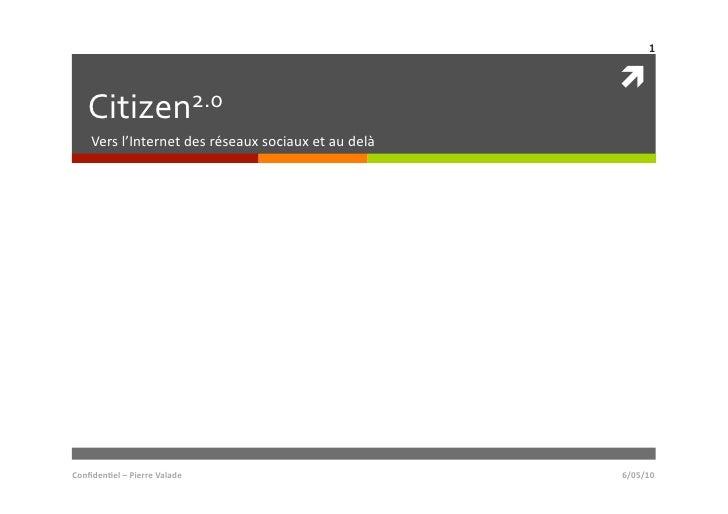 1                                                                                             Citizen 2.0          ...