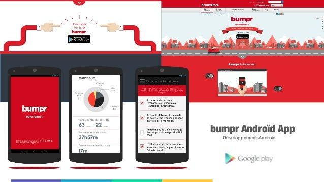 bumpr Androïd App Développement Androïd