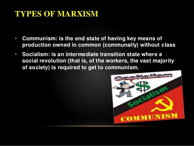 an introduction to classes in a capitalist society and the ideas of marxism Reflections on chinese marxism  ideas are drawn from western capitalist thinkers, but almost always in support of socialism with chinese characteristics.