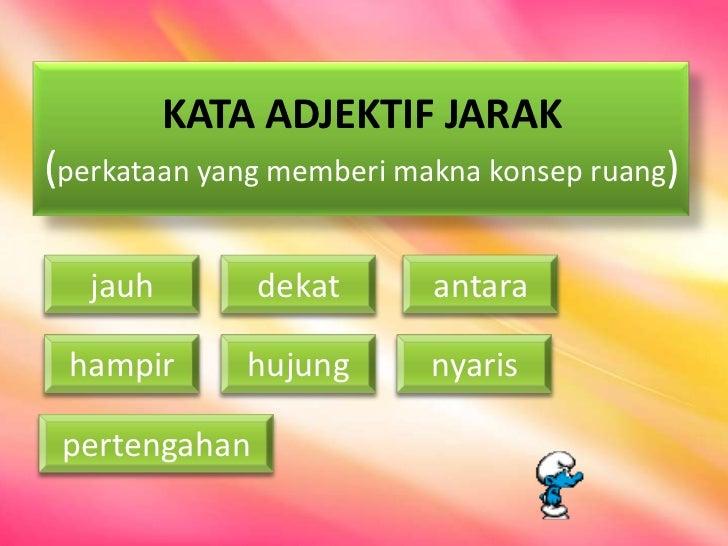 List Of Synonyms And Antonyms Of The Word Kata Adjektif