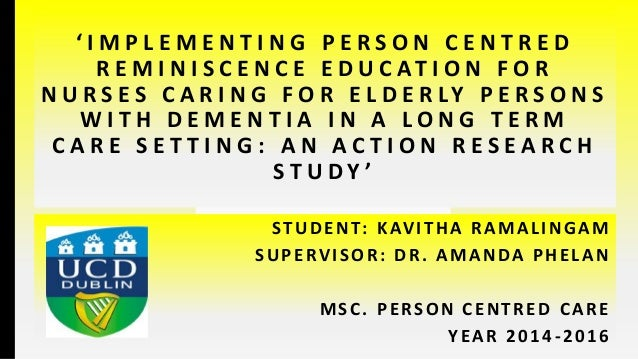 an analysis of reminiscence therapy amongst the elderly One non-pharmacological therapy that has shown its effectiveness is reminiscence, which is a psychological intervention designed to address issues of particular relevance to older adults the aim of this study was to examine the benefits of an integrative reminiscence program in elderly people with dementia.
