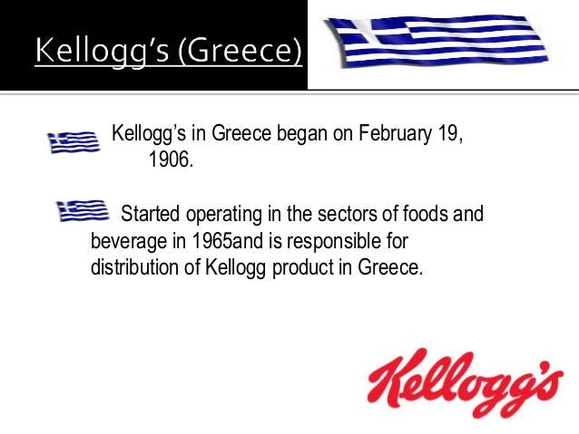kellogg geographic segmentation Essays - largest database of quality sample essays and research papers on kellogg geographic segmentation.