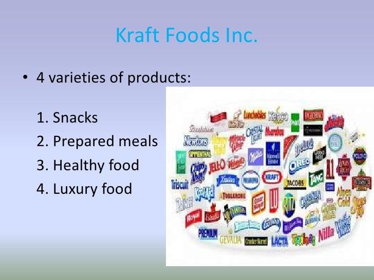 kraft foods case study