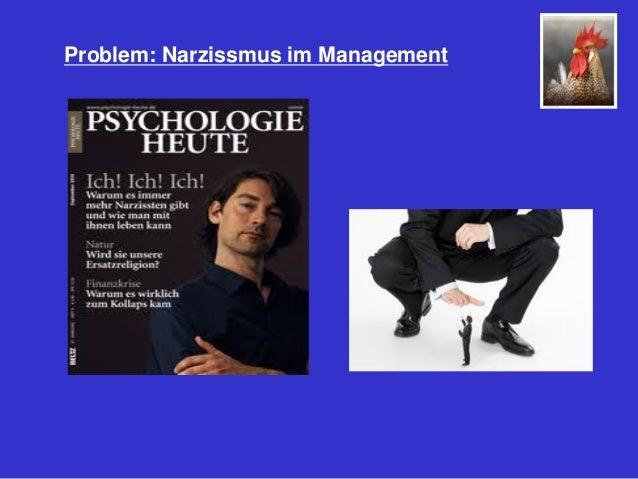 Problem: Narzissmus im Management