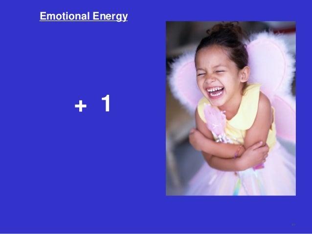 Emotional Energy + 1 81