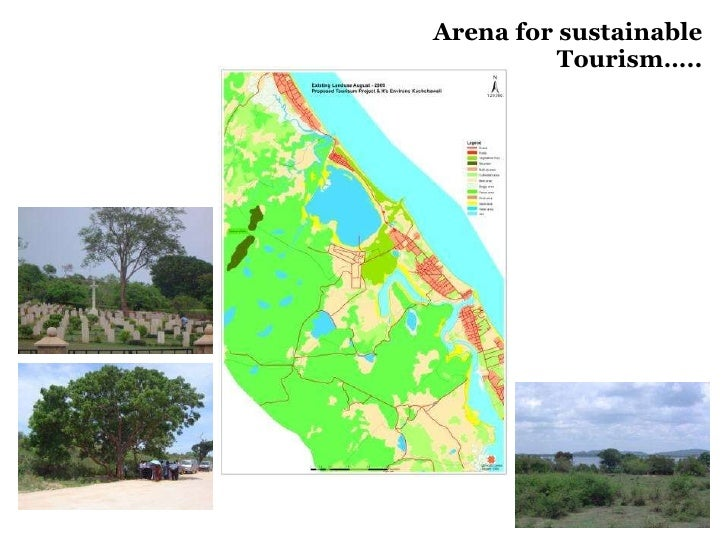 Arena for sustainable Tourism…..