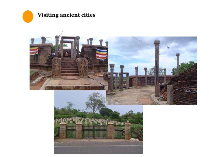 Visiting ancient cities