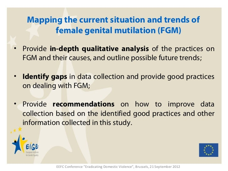 female genital mutilation fgm policy analysis Female genital mutilation: a guide to laws and policies worldwide is a book that attempts to fulfill a dual purpose, to serve both as a an analytical review of efforts to stop female genital mutilation (fgm) and as a documentary resource on laws relating to fgm the book accomplishes this latter purpose more successfully than the former.