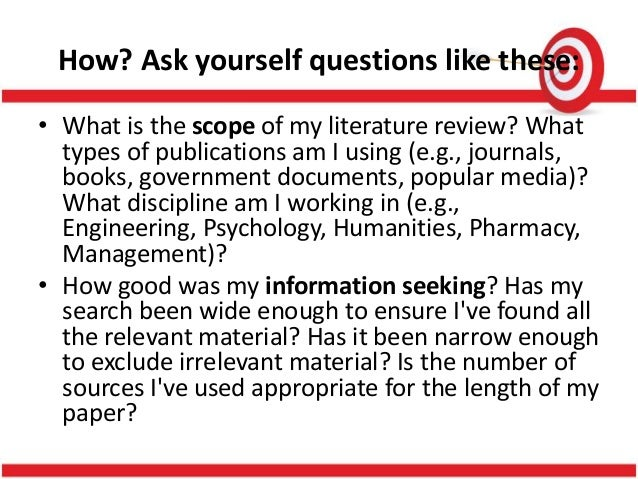 review of related literature about orange In this article, we'll discuss the elements that make up a literature review, and provide you with a literature review outline to help you organize your own.