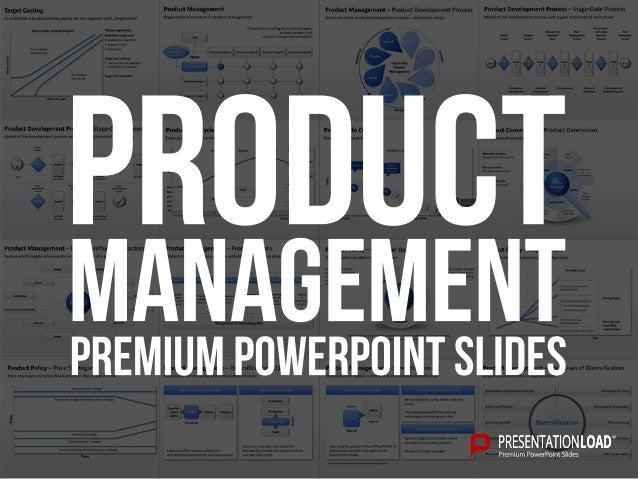 product management ppt slide template. Black Bedroom Furniture Sets. Home Design Ideas
