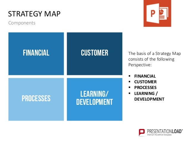 Strategy map for powerpoint templates strategy toneelgroepblik Image collections