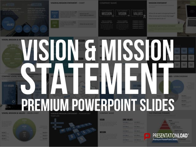 what is a vision statement pdf