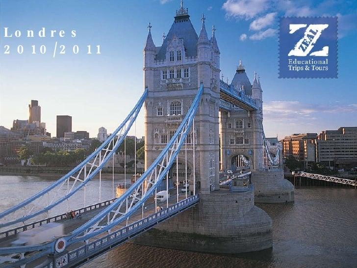 Londres 2010/2011