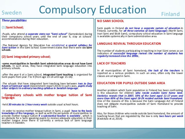a comparative study on compulsory education This paper presents some results of my comparative study on the structures of   most important school characteristics, like school entrance age, compulsory.