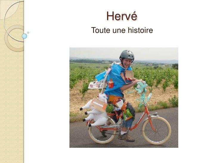 Hervé<br />Toute une histoire<br />