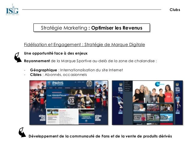 Stratégie Marketing : Optimiser les Revenus Clubs Fidélisation et Engagement : Stratégie de Marque Digitale Une opportunit...