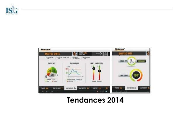 Tendances 2014