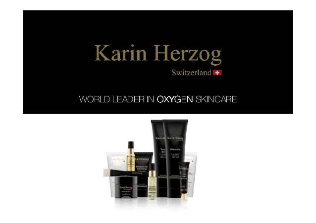 WORLD LEADER IN OXYGENOXYGENOXYGENOXYGEN SKINCARE