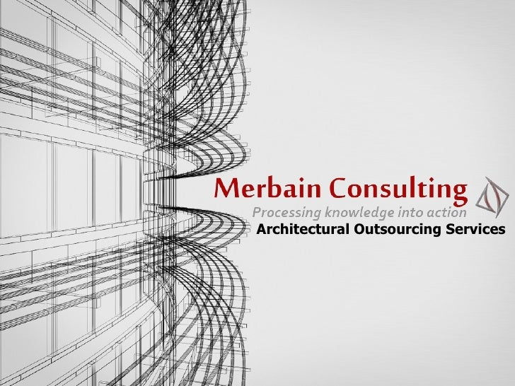 Architectural outsourcing services for Online architectural services