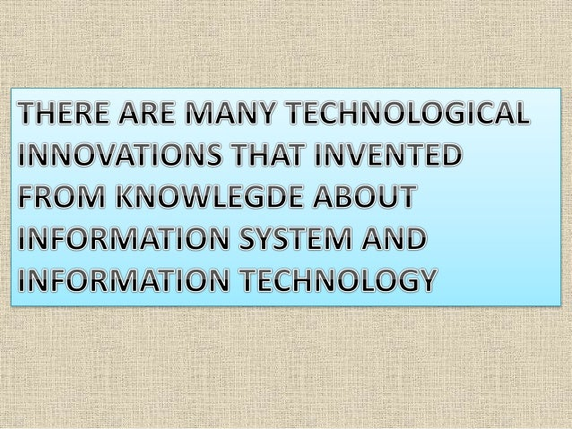 the importance of technology in our The inconvenience or disadvantage of information technology, that we must aware of this and guard our privacy and important things about identity and life unemployment – while information technology may have streamlined the business process it has also created job redundancies, downsizing and outsourcing.