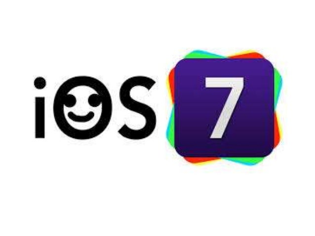 Information Seventh version Apple's iOS mobile OS and the successor to iOS 6. Launched on sept 18 Designed by Jonathan Jon...