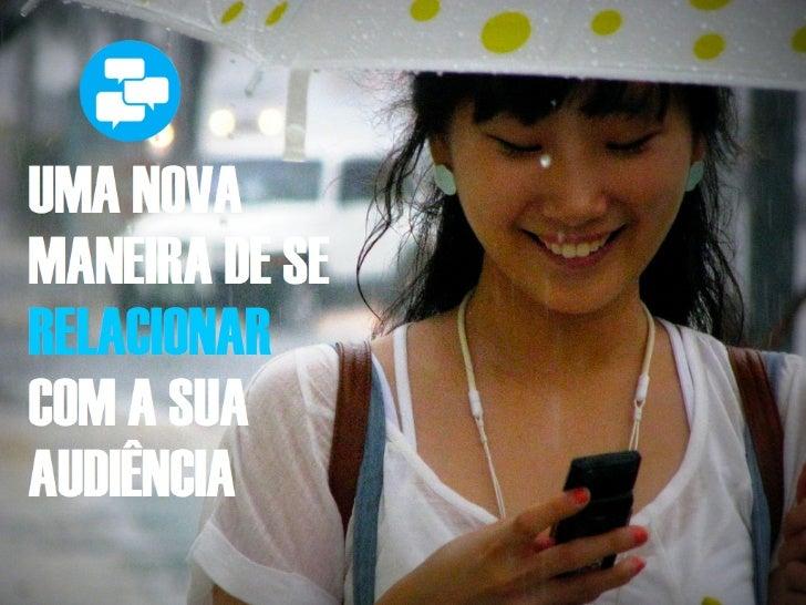 Apresentação MobRadio SMS