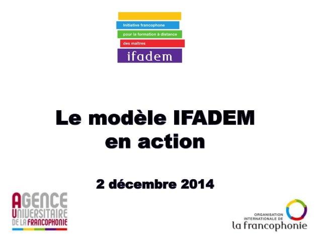 Sommet de la Francophonie de Bucarest (2006) : les chefs d'État et de gouvernement francophones lancent (IFADEM). Pour dép...