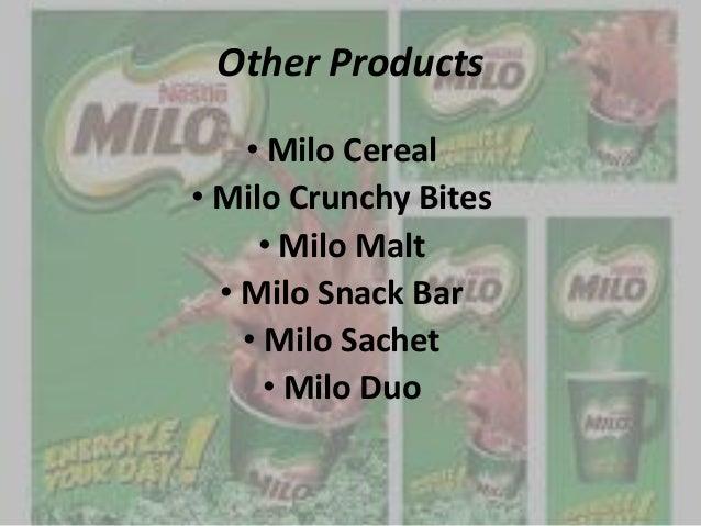 consumer behavior in milo Clean edge razor - case study presentation nikos milo on 18 december 2013 market segmentation & consumer behavior trends.