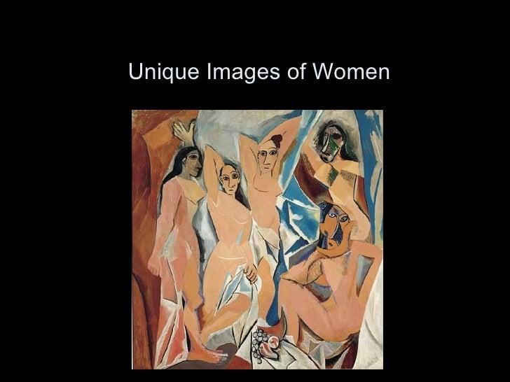 Unique Images of Women