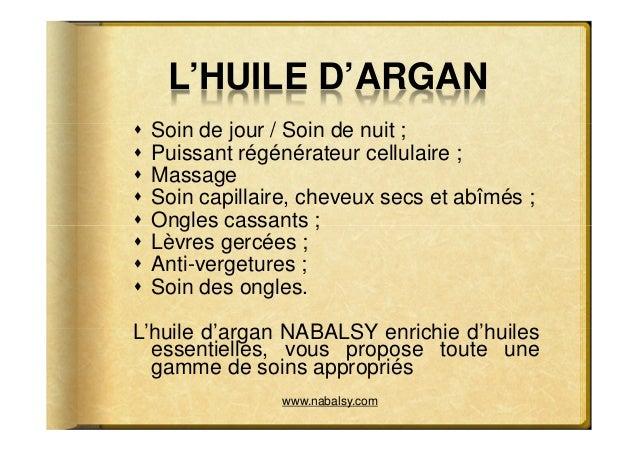 Nos huiles dargan et          soinsHuile dargan pure et naturelle ;Huile dargan agrémentée dhuile végétale de Carotte. Pou...
