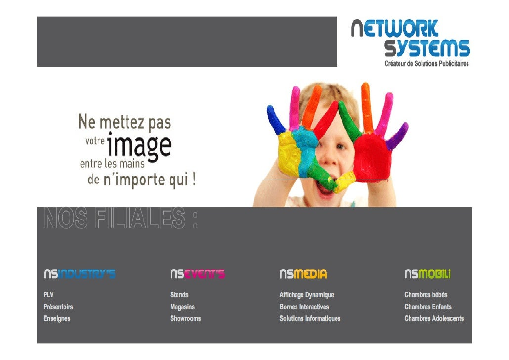 PlanPrésentation du groupePrésentation de NetvisionTémoignageAvantages